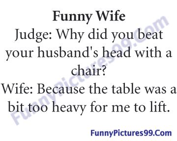 Husband wife jokes funny jokes for your site funny jokes for