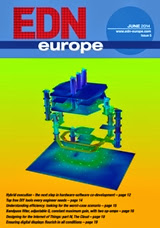 EDN Europe magazine 06/2014 edition - free subscription