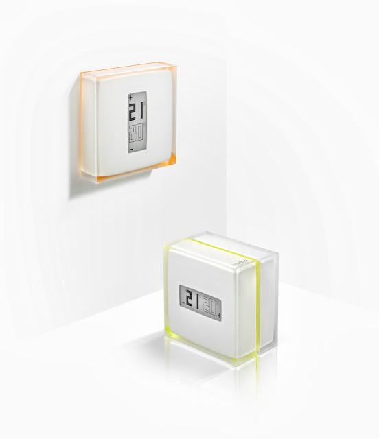 Thermostat en couleurs