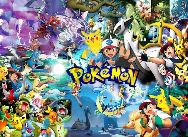 Tổng quan về dòng game Pokemon