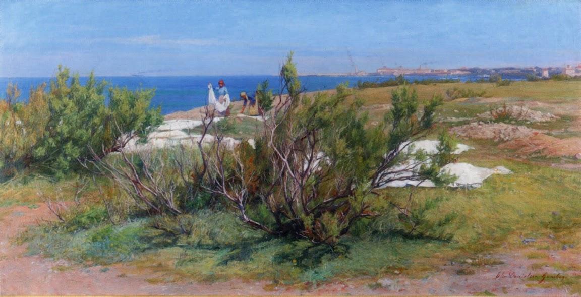 Elin Danielson-Gambogi - From the Coast of Livorno