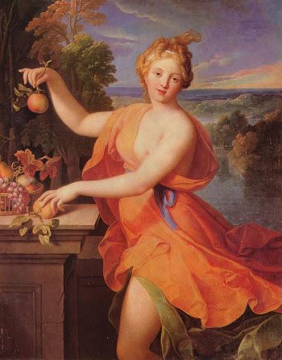 Goddess Pomona Image
