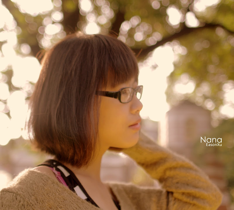 Nana 中興大學 外拍