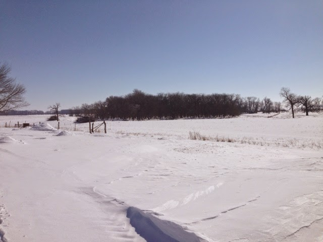 snowy country