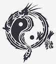 dragon and yin yang tattoo Designs 7