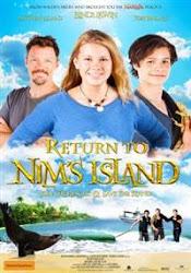 Return To Nims Island - Trở về đảo Nims