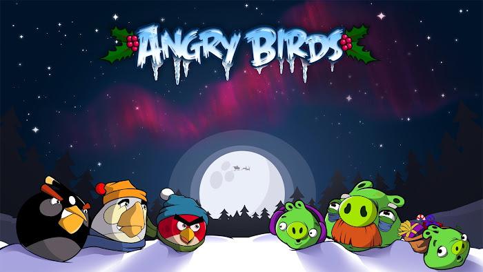 Hình nền về những chú chim điên trong Angry Birds - Ảnh 2