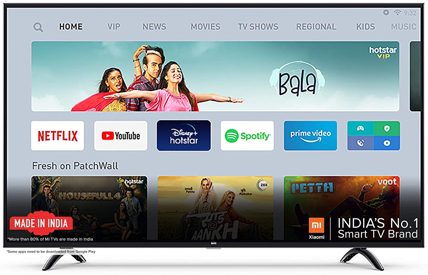 Mi 4A Pro Best Smart TV