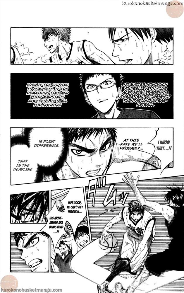 Kuroko no Basket Manga Chapter 69 - Image 8