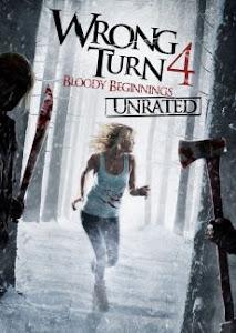 Ngã Rẽ Tử Thần 4 - Wrong Turn 4 poster