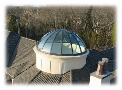 flat roof skylights types prices solutions for rooflights cupolas dome skylights they 39 re. Black Bedroom Furniture Sets. Home Design Ideas