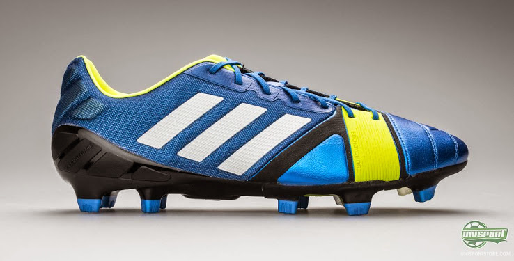 Adidas Nitrocharge 2013 Boots blue black yellow
