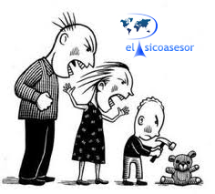 castigo-niño triste-padre -autoritario-madre-violencia-infantil