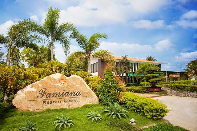 Famiana Resort Phú Quốc tuyển dụng Nhân sự tháng 06/2017
