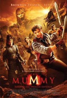 Xác ướp 3: Lăng Mộ Tần Vương - The Mummy: Tomb of the Dragon Emperor