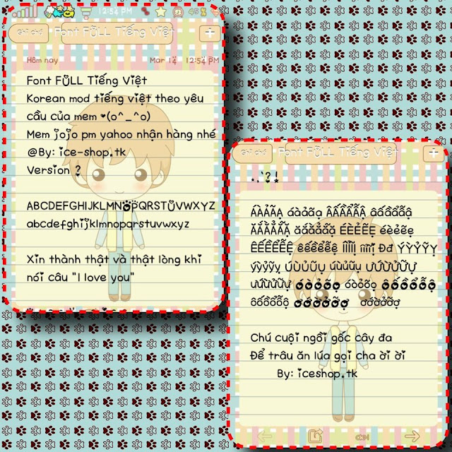 how to change font iphone 5