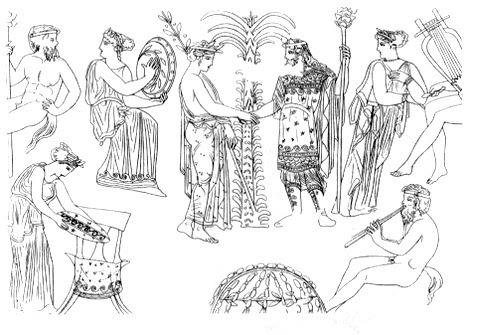 Dionizas ir Apolonas