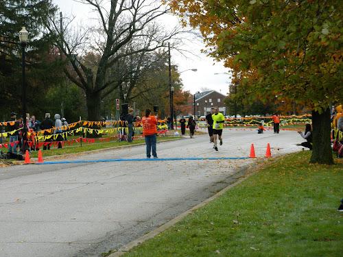 2012 Indianapolis Marathon and Half Marathon