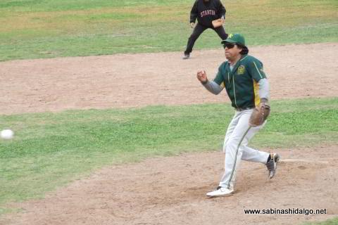 Leonardo Guevara de Amigos en el softbol dominical