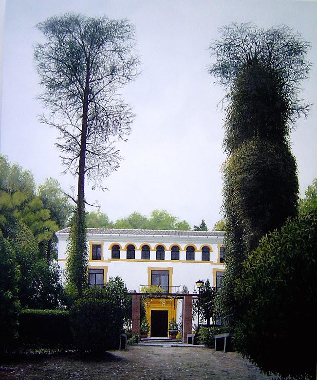 Pintura El Soto de Antonio Tapia