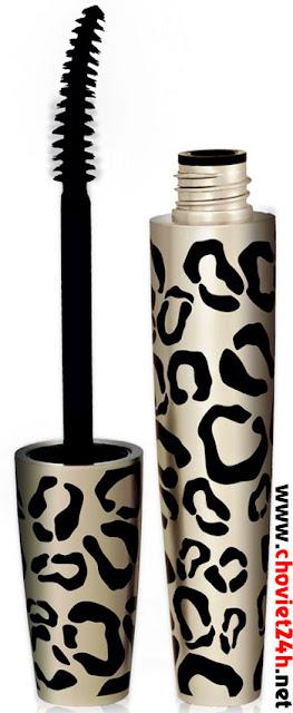 Son Altesse Sophie Leopard Series Wild Black Mascara - SASWBM