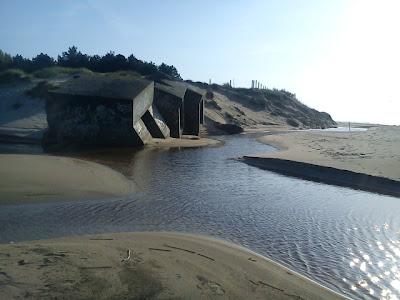 Plaża widoczki relaks Panorama LeSage Anna Grabowska Bobolin plaża