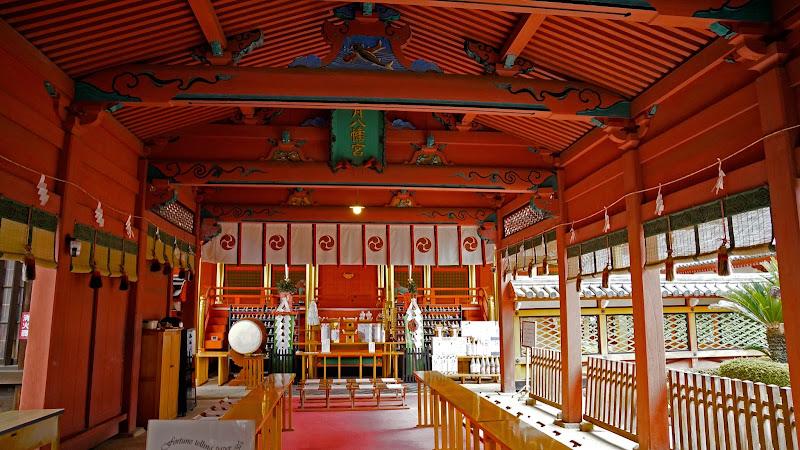 伊佐繭波神社 写真2