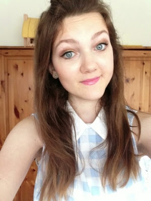Tanya Burr lipgloss in 'Picnic in the Park'