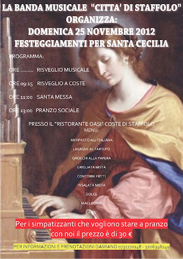 Santa Cecilia 2012