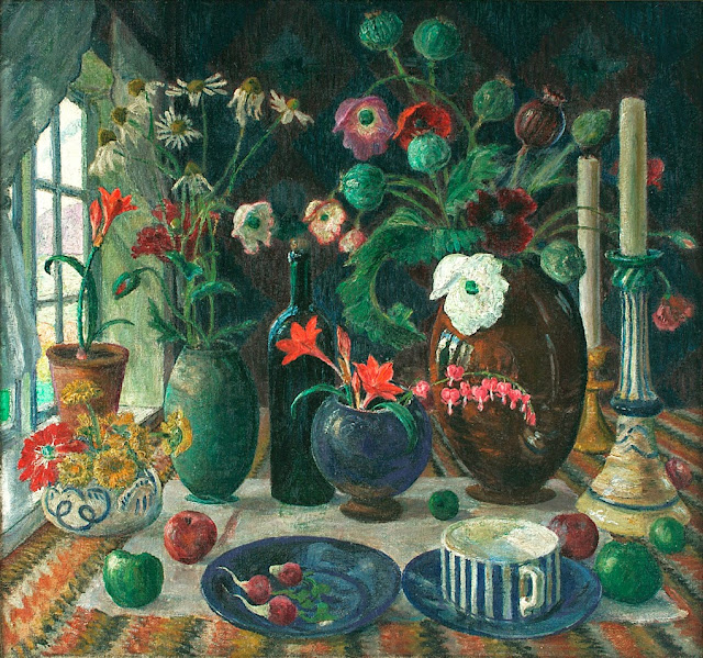 Nikolai Astrup - Still Life