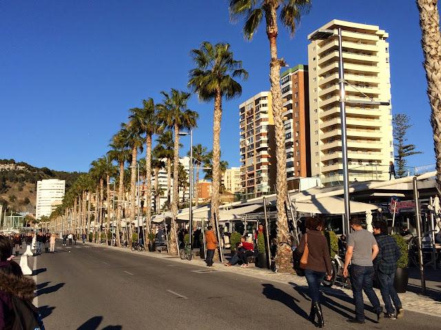Muelle 1, Málaga