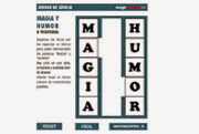 Puzzle deslizante MAGIA Y HUMOR