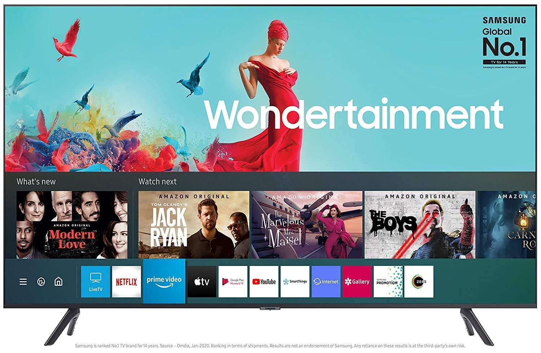 Samsung UA65TUE60AKBXL Smart TV Under 100000