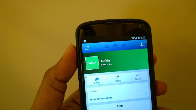 Nokia goes green on Facebook, likely teasing its Android phone