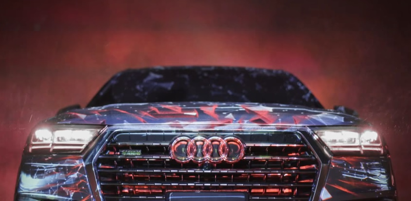 Audi Canada: Q7 Projection of Greatness via Toronto's Zulu Alpha Kilo