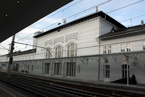 Train Station in Salzburg
