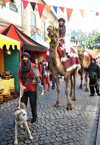 Feira Medieval de Lamego levou milhares para a rua