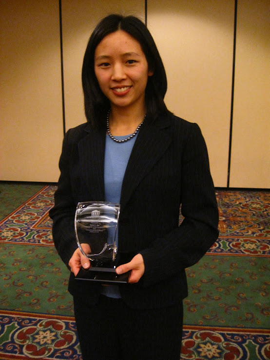 Karen Wu receives NYSBA Outstanding Young Lawyer Award
