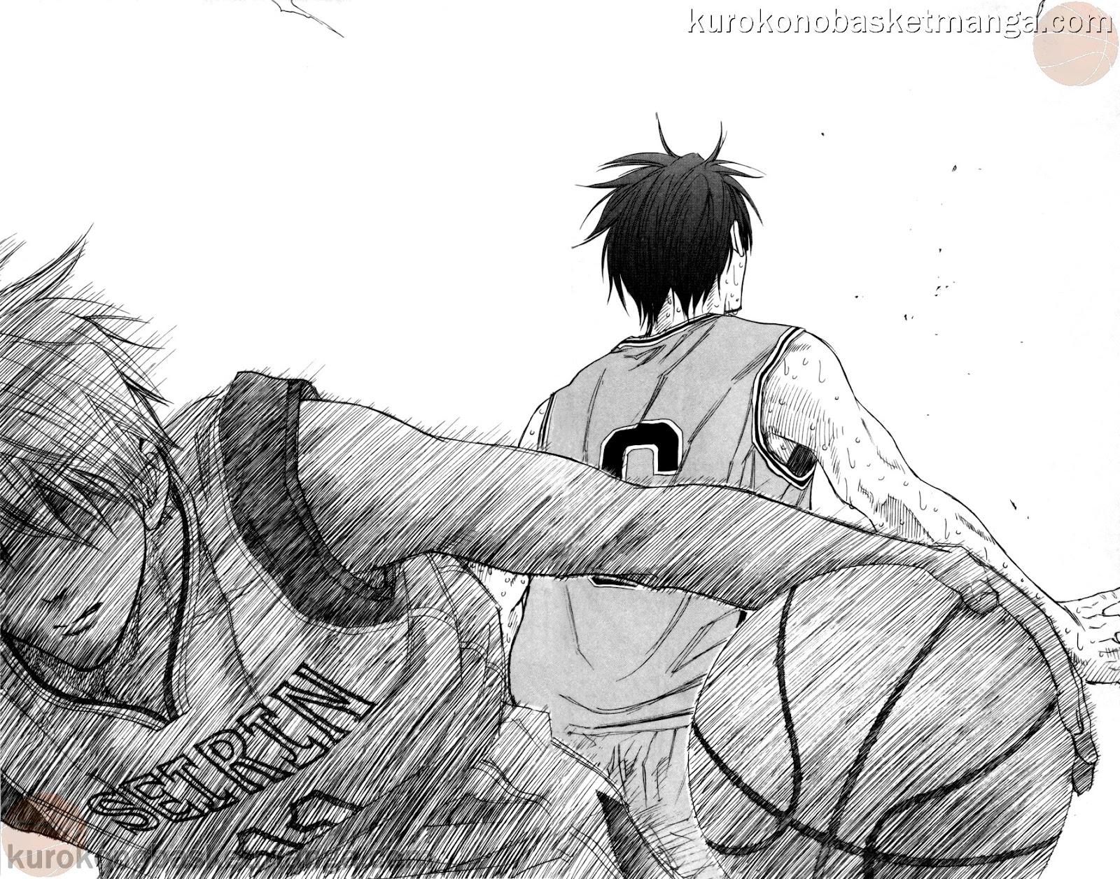 Kuroko no Basket Manga Chapter 90 - Image 11