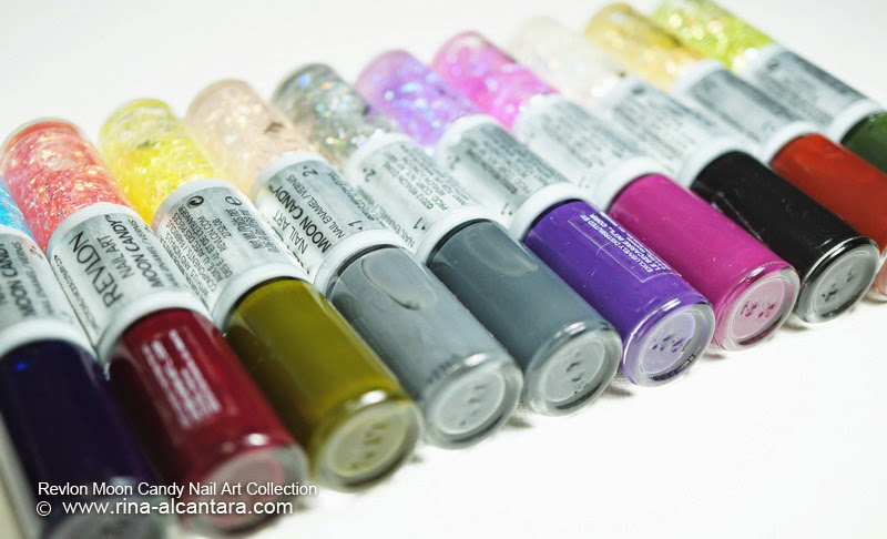 Revlon Moon Candy Nail Art Collection