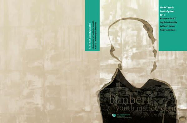 Bimberi report cover