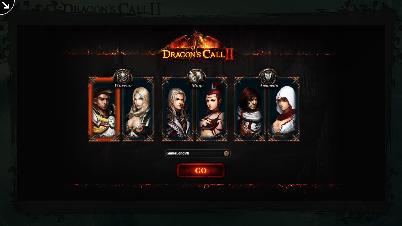 Một số hình ảnh về webgame Dragon's Call 2 - Ảnh 1