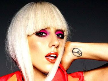 lady gaga maquillaje