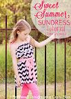 No Pattern Sundress