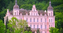 The Grand Budapest Hotel Shooting Locations