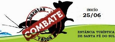 SAAE realiza desbaratização e desratização em todo município.