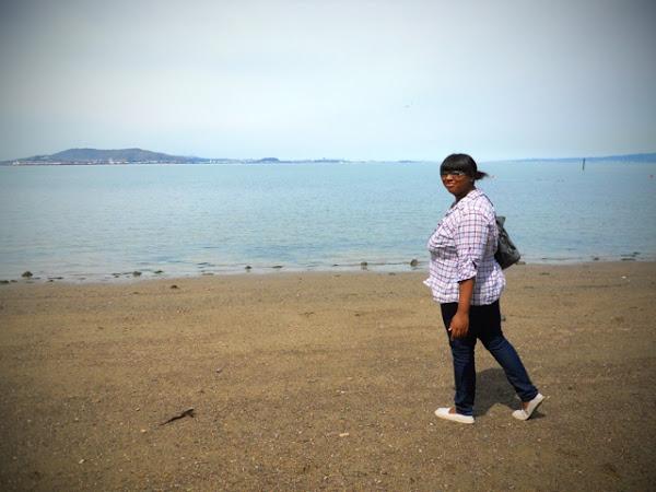 not so beachy beach