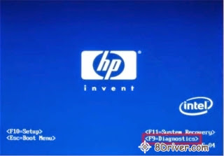 download HP TouchSmart tx2-1107au Notebook PC BIOS Driver