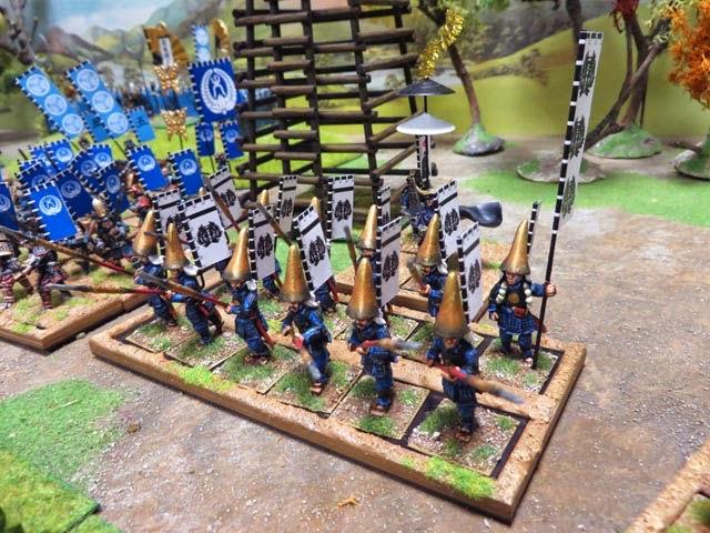 [SENGOKU JIDAI] Mon armée au complet ! 28_Date2