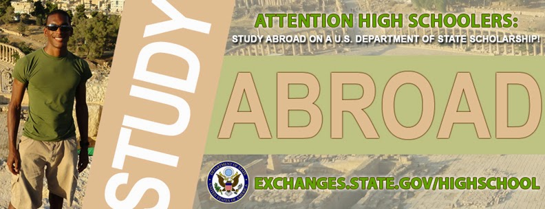 high school exchange programs from the US Dept of State. #WHTravelBloggers #StudyAbroadBecause